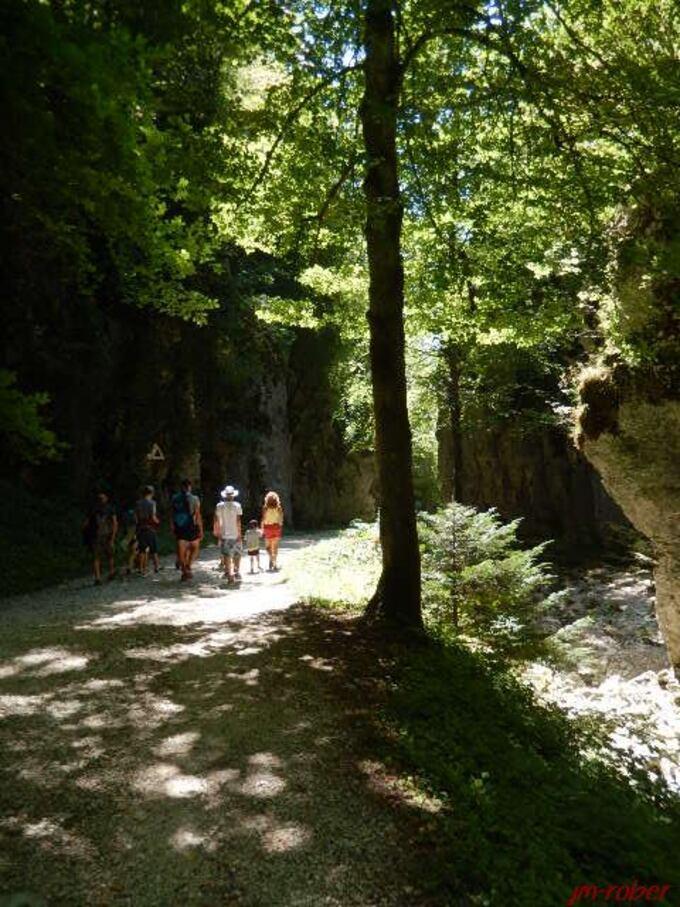Savoie: Saint Christophe la Grotte et La Voie Sarde