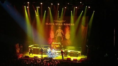 Ottawa Metal City: Black Star Riders + Saxon + Judas Priest @ TD Place