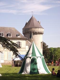 Médiévales de VIllers-Châtel