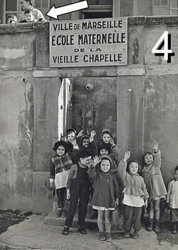 Impasse Emile, merveilleuse fenêtre de mon enfance.