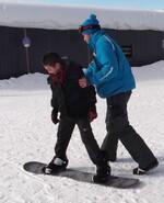 Les bronzés font du ski!