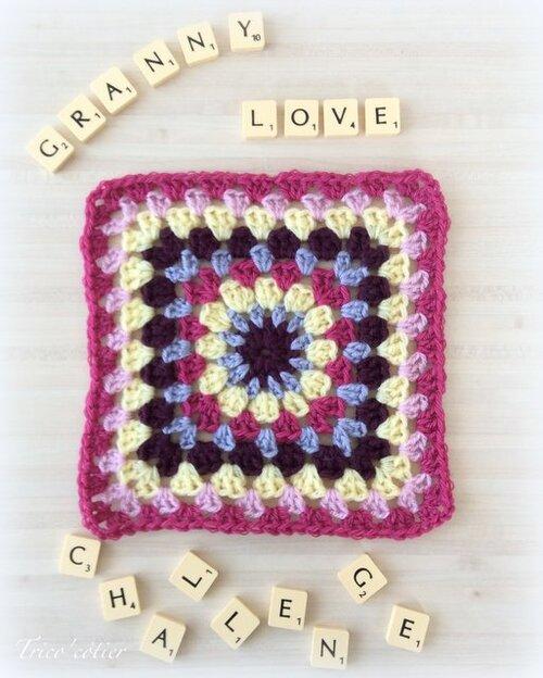 ♦ Granny Love Challenge ♦