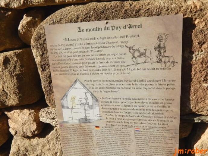 Voyage en Xaintrie Blanche- Cantal et Xaintrie Noire 5/6