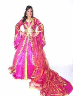 Robe marié marocaines 3