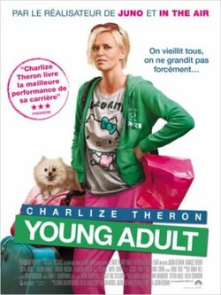 Young adult - de Jason Reitman (2012) - avec Charlize Theron