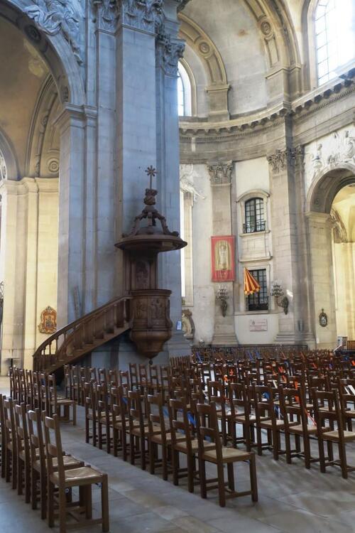 La Cathédrale de Nancy