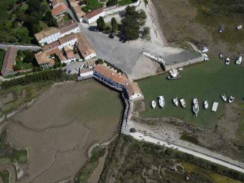 Moulin à marée de Loix