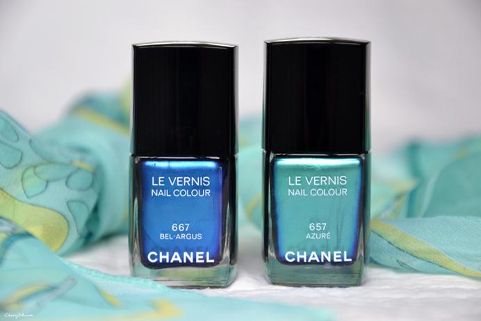 Quel bleu choisir pour cet été ?