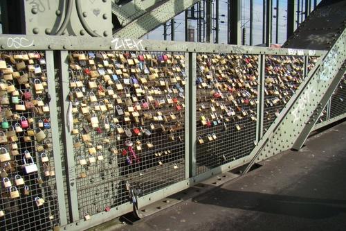 pont aux cadenas