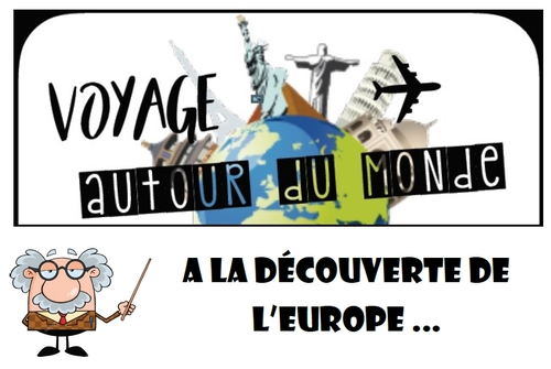 [Autour du monde] - EUROPE (P1)