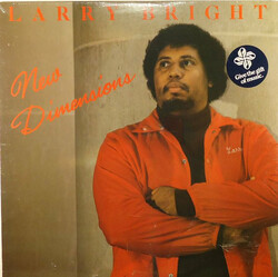 Larry Bright - New Dimensions - Complete LP