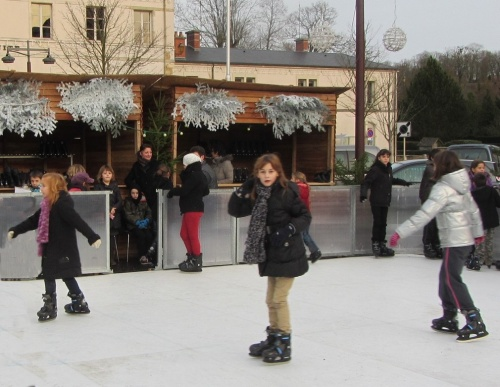 Dimanche 23 décembre à Châtillon sur Seine..