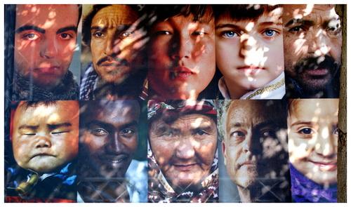 Reza rêve d'humanité