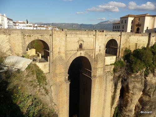 le pont neuf de Ronda