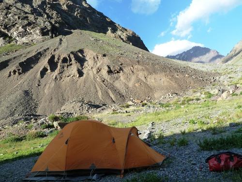 Vers la frontière Chilienne et Santiago du Chili