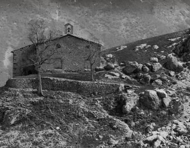 La Chapelle Notre-Dame-de-Dromon et sa Crypte