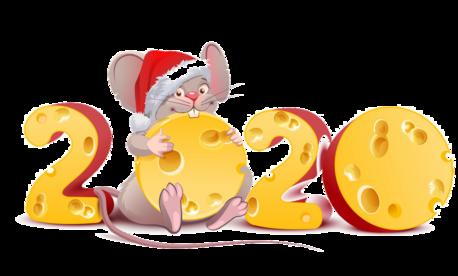 """Résultat de recherche d'images pour """"bonne année 2020 chat"""""""