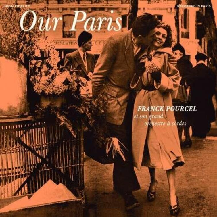 FRANCE. Paris. Franck Pourcel. À Paris (Chanson) (Voyages)
