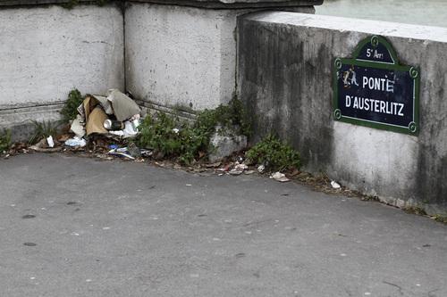 Paris Poubelle ville du Monde