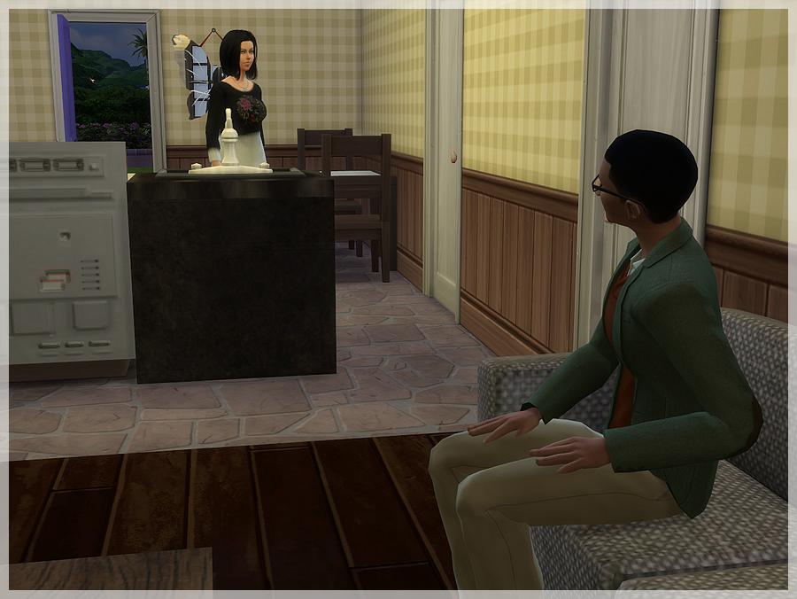 Chapitre 11: Un étranger dans ma maison