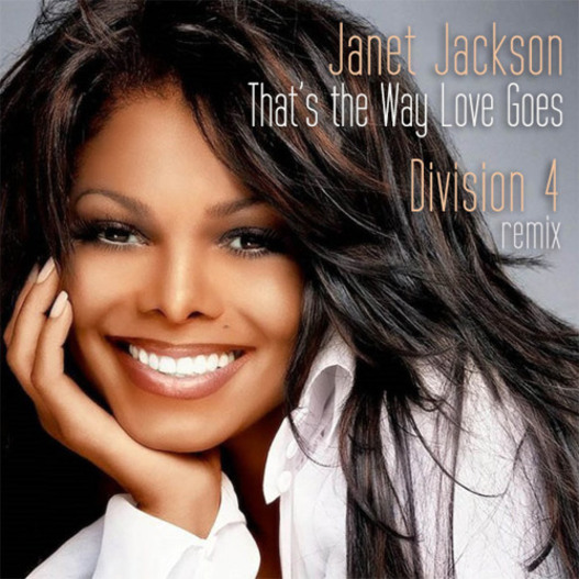 JACKSON, Janet - That's the Way Love Goes (1993)  (Funk Soul)
