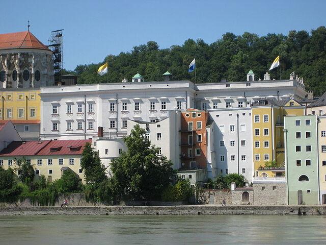 Blog de lisezmoi : Hello! Bienvenue sur mon blog!, L'Allemagne : La Bavière - Passau -