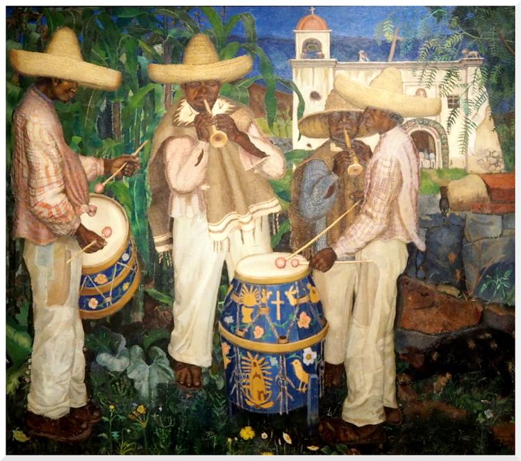 Exposition Mexique