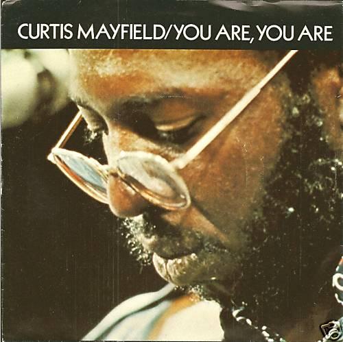1978 : Single SP Curtom Records CMS 0135 [ US ]