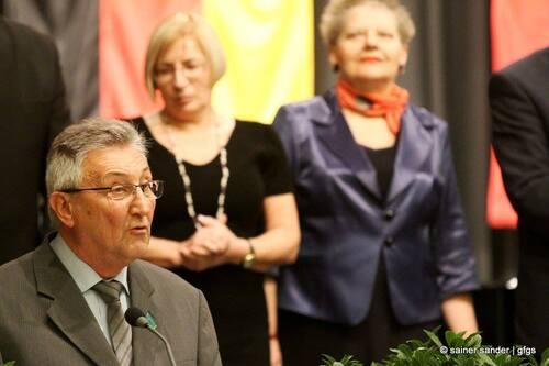 Passation de pouvoirs à la mairie de Borken