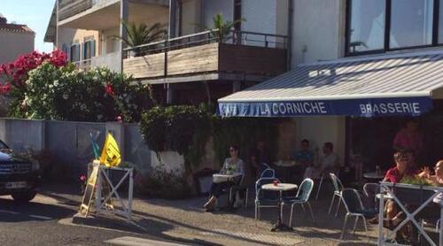 """La Corniche """" chauffe """" Marcel ( Deflandre ) !!!"""
