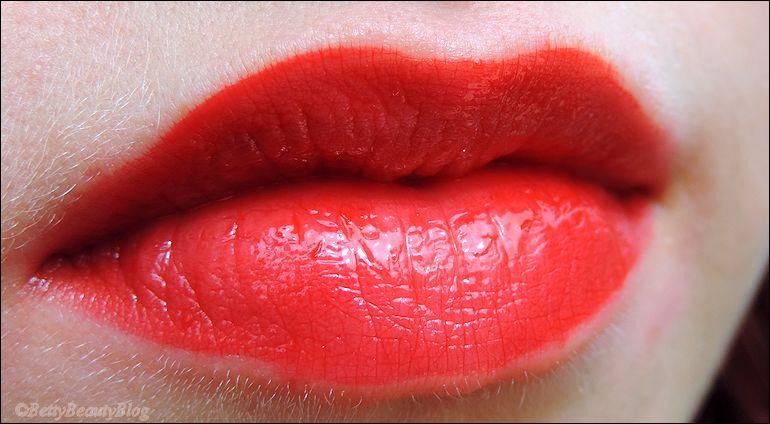 Laque à lèvres