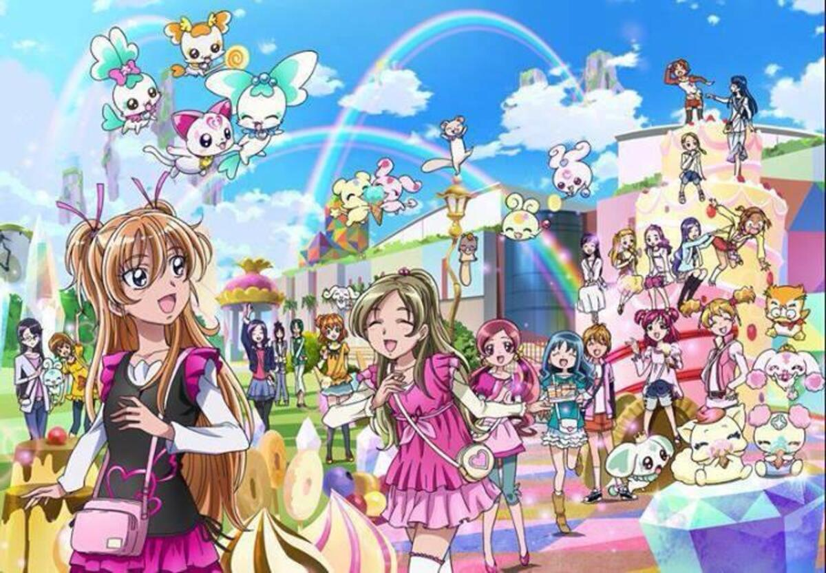 Pretty Cure Images