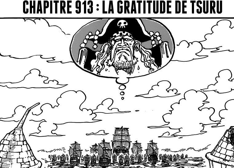 One Piece Scan chapitre 913 en VF version Française , Lecture en Ligne