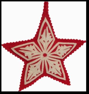 Etoiles de Noël Série 1