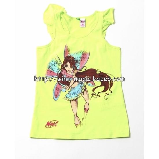 T-shirt winx
