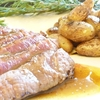 filet de boeuf grillé - jus corsé - délicatessen au romarin 2