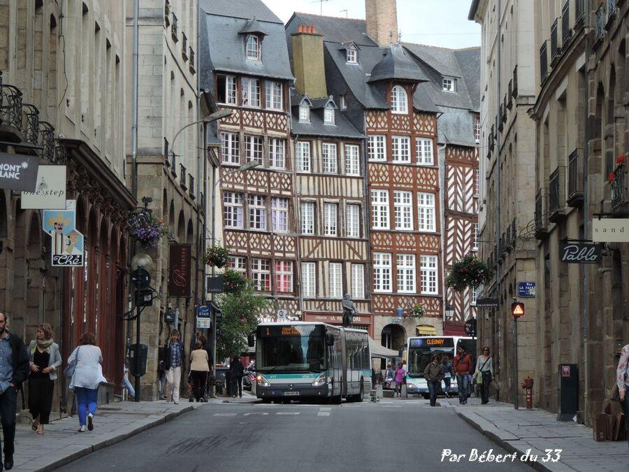 Rennes dept 35