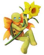 Une fille sans ami est un printemps sans rose