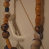Perles du collier de la mer