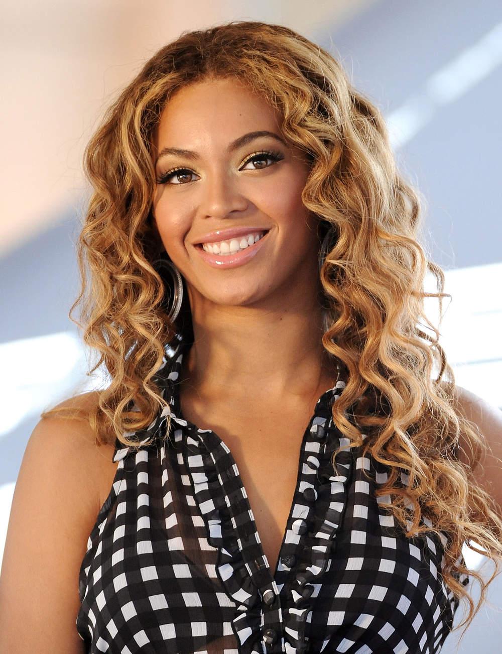 Des boucles glamour comme Beyonce