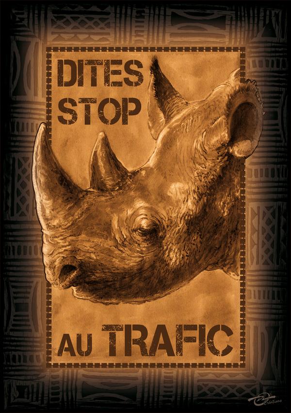 Dites stop aux massacres du trafic d'ivoire !