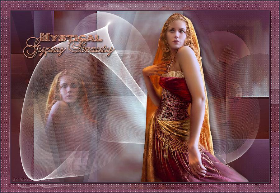 Mystical Gypsy Beauty