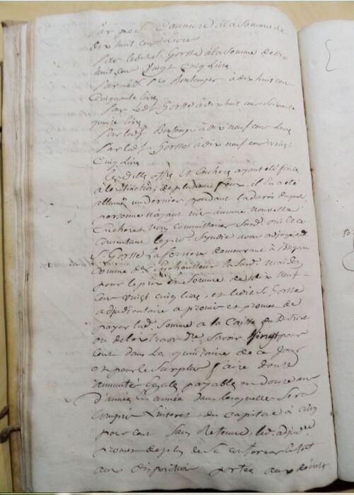 Vente des BIENS NATIONAUX 2/2 :19 mai 1791