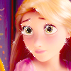 icon princesse raiponce