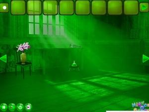 Jouer à Poisonous smoke room escape
