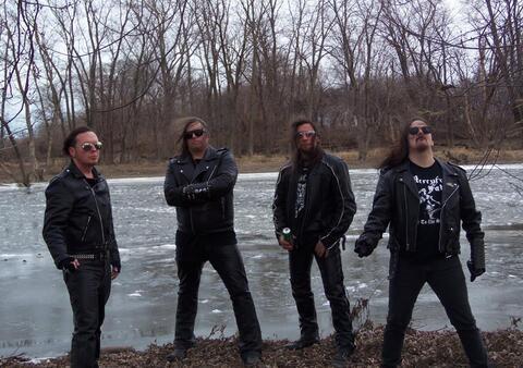 USURPER - Détails et extrait du nouvel album Lords Of The Permafrost