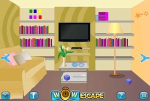 Jouer à Dwelling room escape