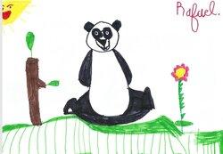 Vos dessins de panda !