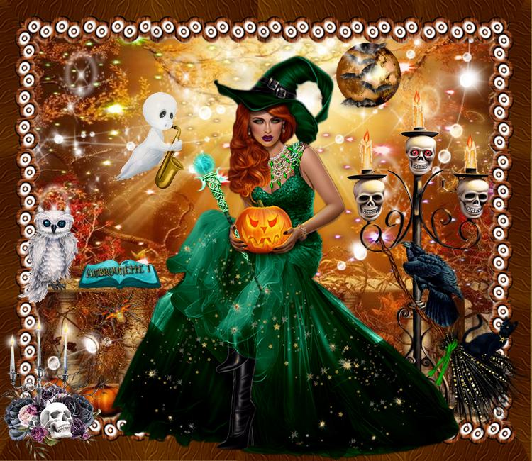 Halloween 19 & 19 A