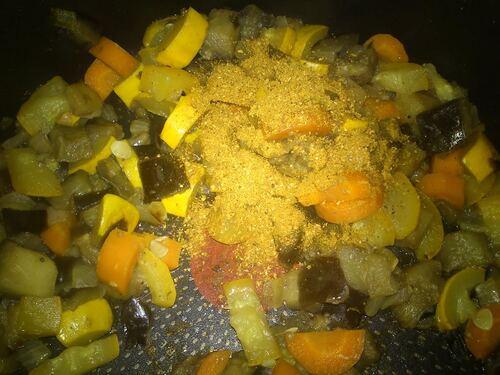 Hachis parmentier Végétarien aux légumes..pour changer